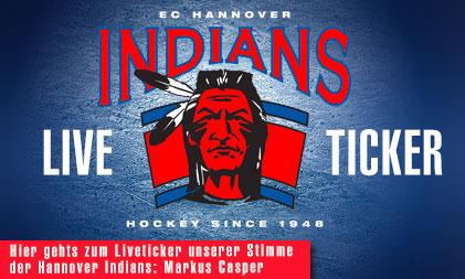 Hannover Indians - Live Ticker